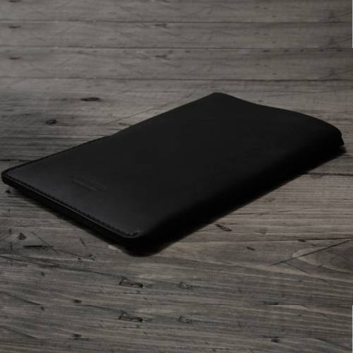 Matte Black iPad Mini Carry Sleeve - Grams28