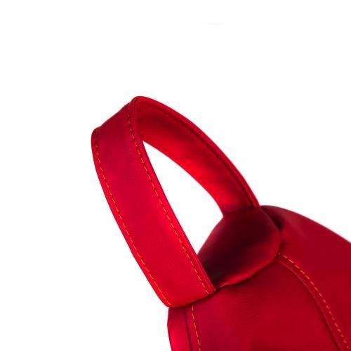 BASTILLE Red | Lazy Life Paris | Pear-shaped bag for indoor