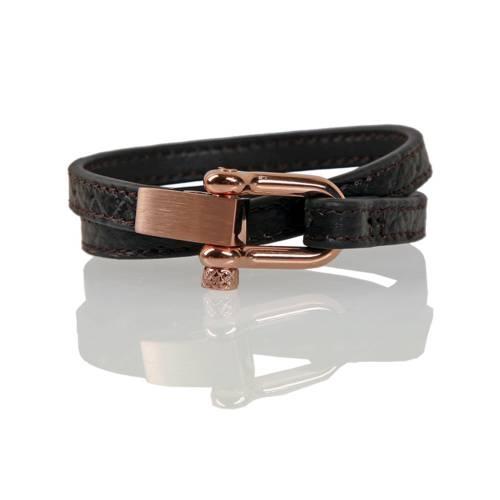 Bursa Woven Leather Cord