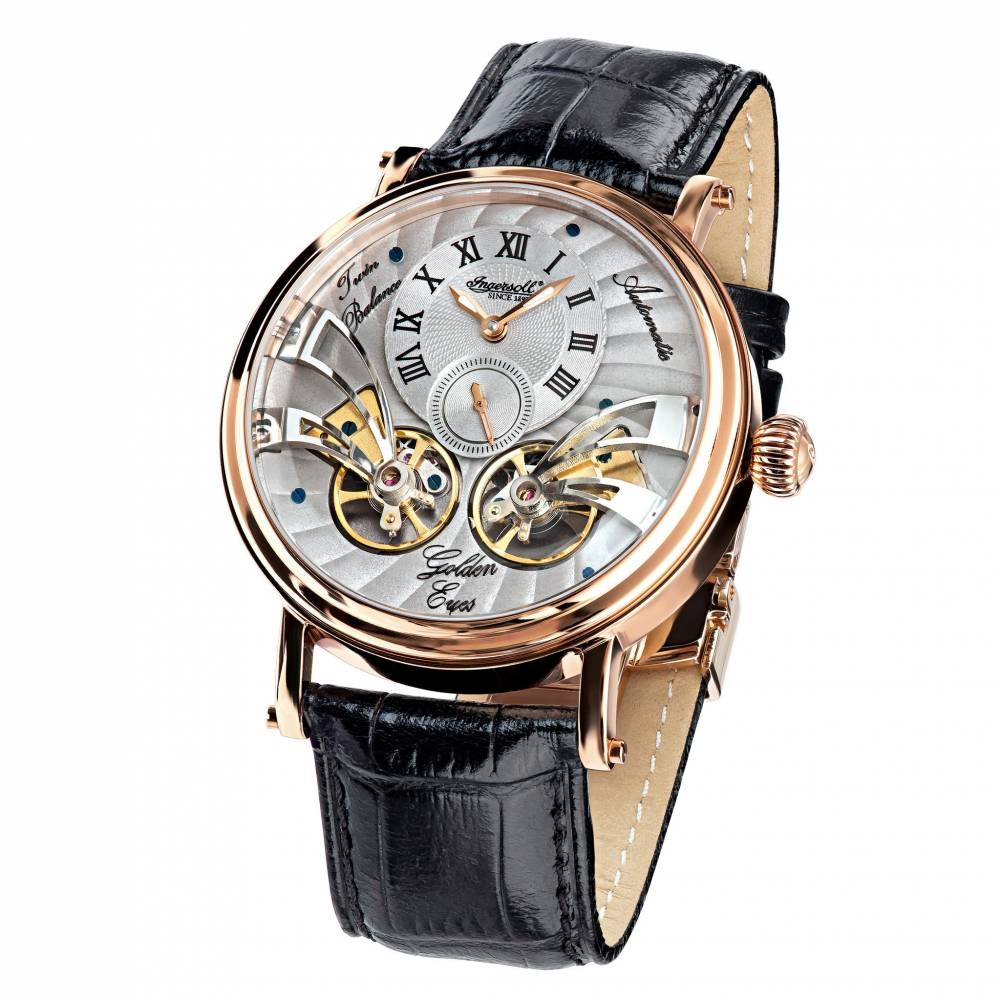 Golden Eyes - Automatic Movement Watch