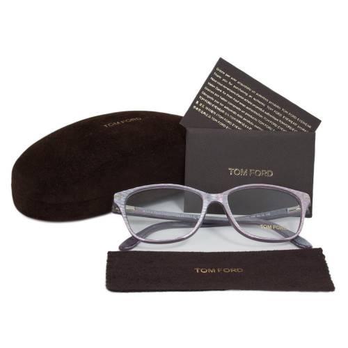 Turquoise/Plum Eyeglasses Frame   Size 54