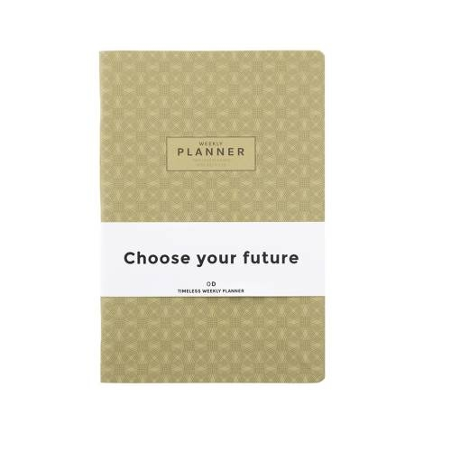 Timeless Weekly Planner | Set of 3