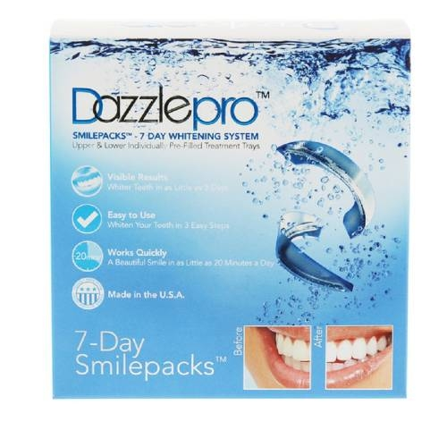 7 Day Smilepacks