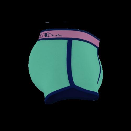Kim Denzler 2-pack Boxer Briefs | Preppy Blue + Green