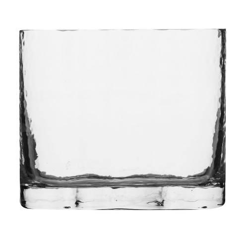 Clear Siluett Vase   Sagaform