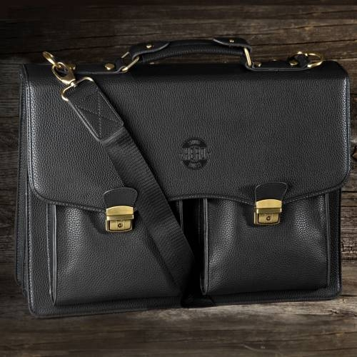 Eisenhower Briefcase | Hero Goods