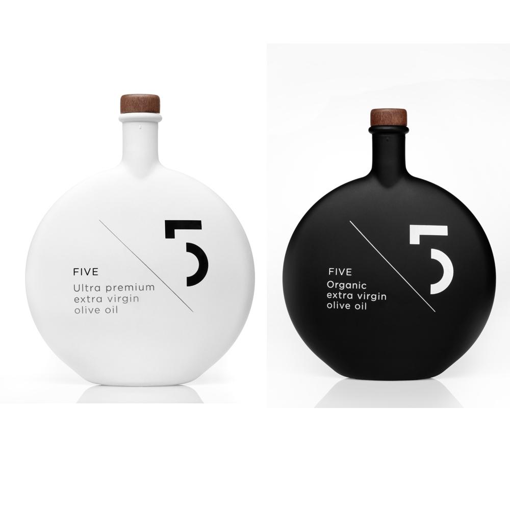 Premium Olive Oil Set | FIVE