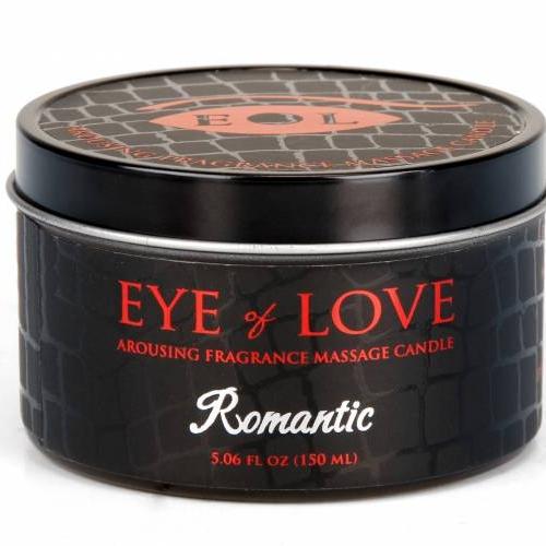 Romantic Massage Candle | Eye of Love