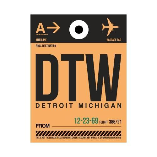 DTW Detroit