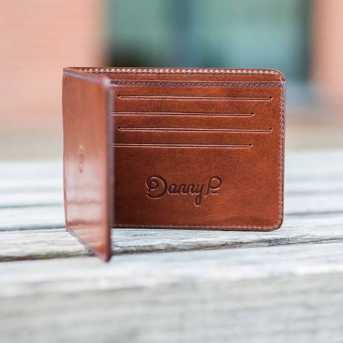 Dark Brown Slim Wallet
