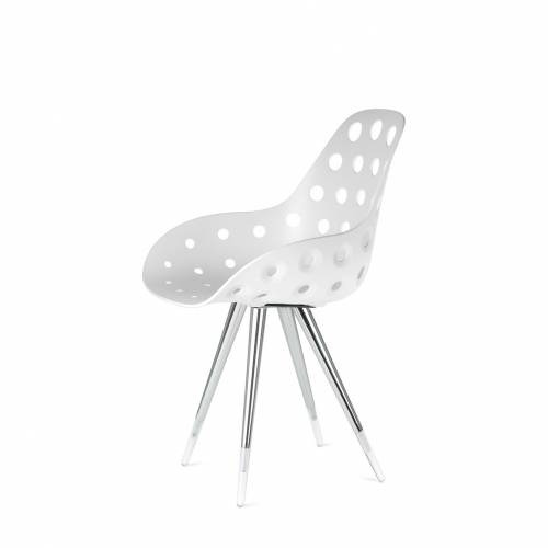Angel Dimple Chair w/ Clear Tips
