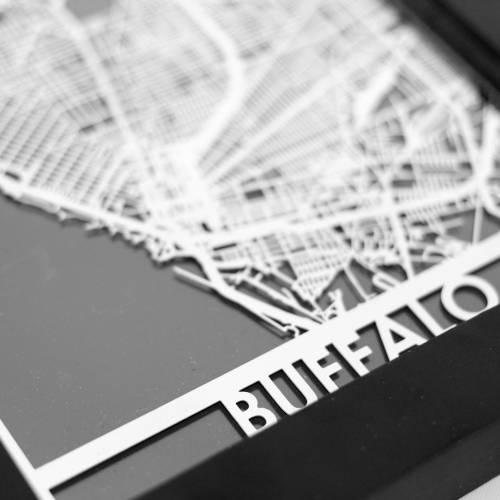 Buffalo   Cut Maps