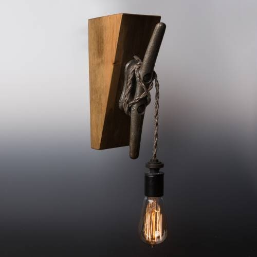 Nautical/Industrial Sconce