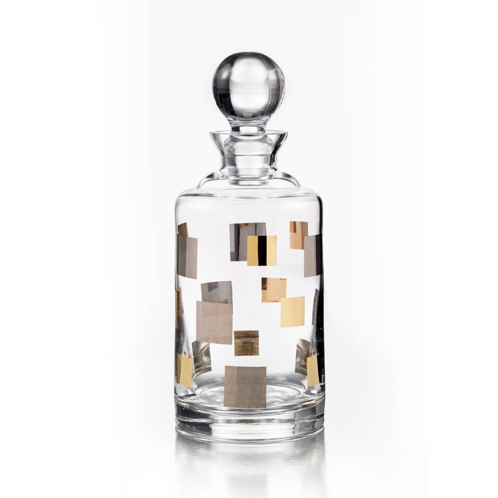 Squares Decanter | Jay Companies