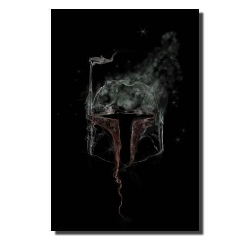 Smoke Boba Fett