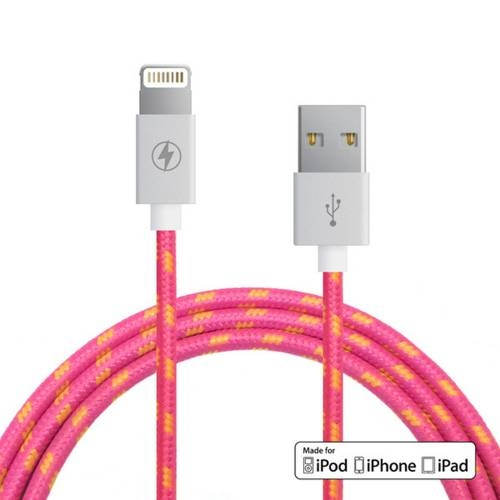 Lightning Cable | Pink Lemonade