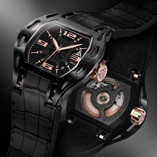 Automatic 2824 Sport Watch   Wryst Watches