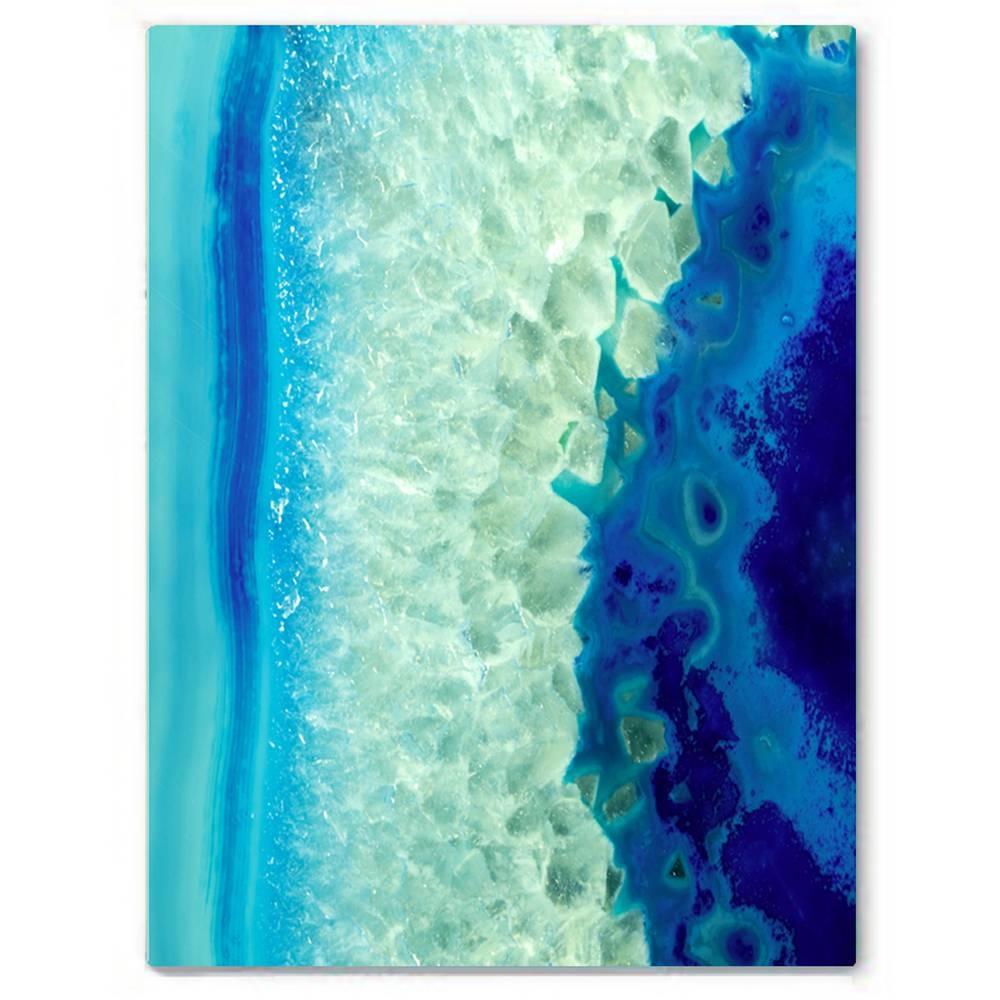 Blue Monday Canvas Print   Vivienne East