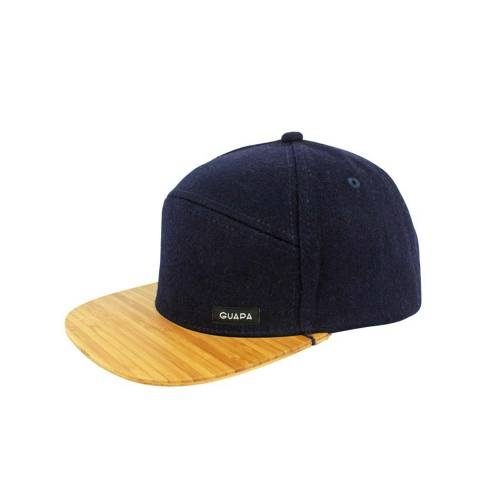 Australian Melton Wool | Navy