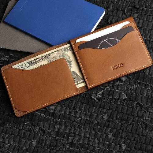 Simplistic Leather Wallet