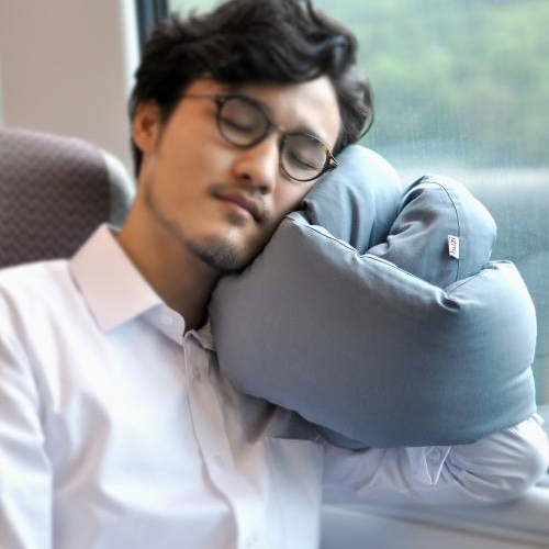 Travel Pillow | Versatile traveling, napping, resting pillow