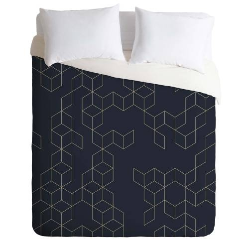 Florent Bodart Keziah Night Duvet Cover