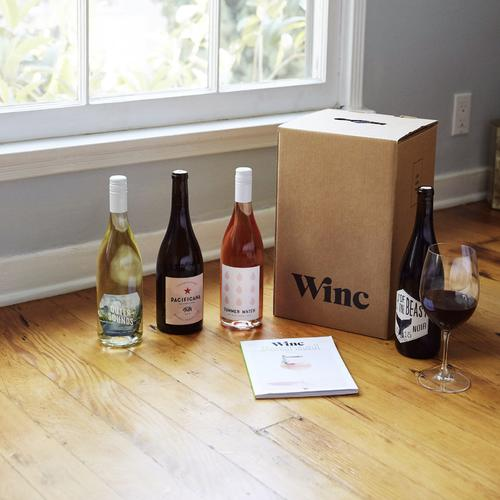 4 Bottle Wine Package