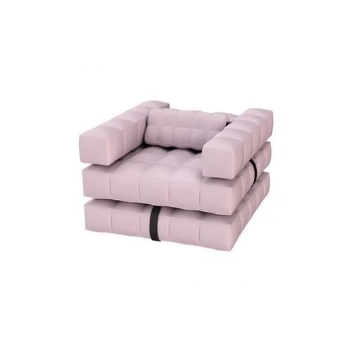 Armchair Set   Rose Pink