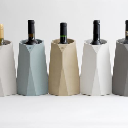 Corvi Concrete Wine Cooler | 5 Colors
