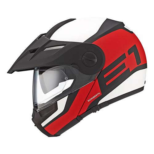 E1   Guardian Red   Schuberth Helmets