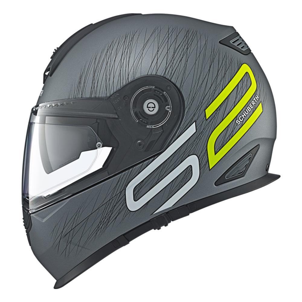 S2 | Sport Drag Yellow | Schuberth Helmets