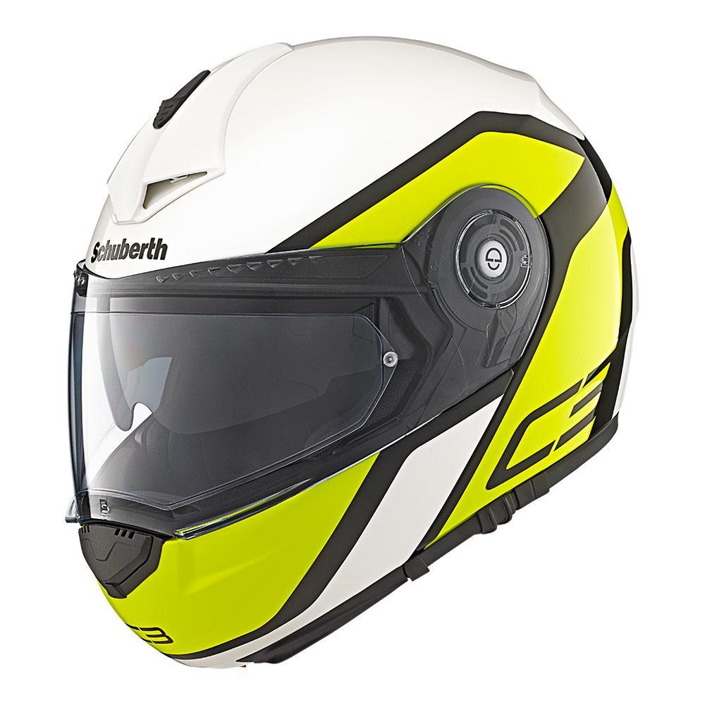C3Pro | Observer Yellow | Schuberth Helmets