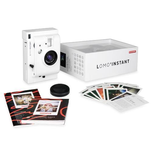 Lomo'Instant White + 3 Lenses | Lomography Cameras