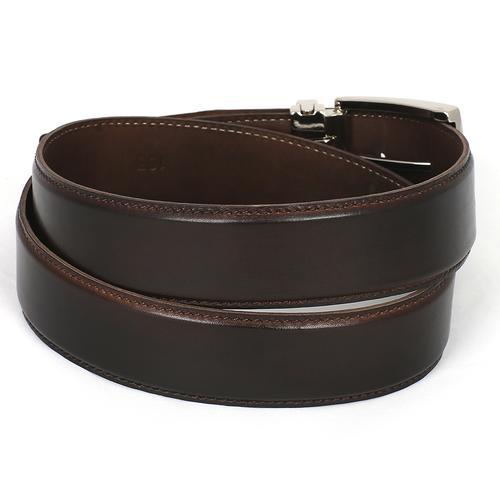 Men's Leather Belt | Dark Brown