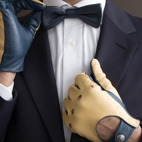 The Heritage | Lambskin Driving Gloves | The OutlierMan