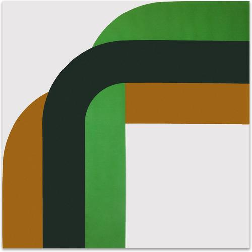 Right Angle // Mustard Greens