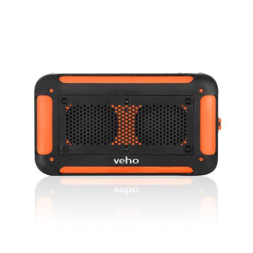 Vecto Water-Resistant Speaker | Orange Special Edition| Veho