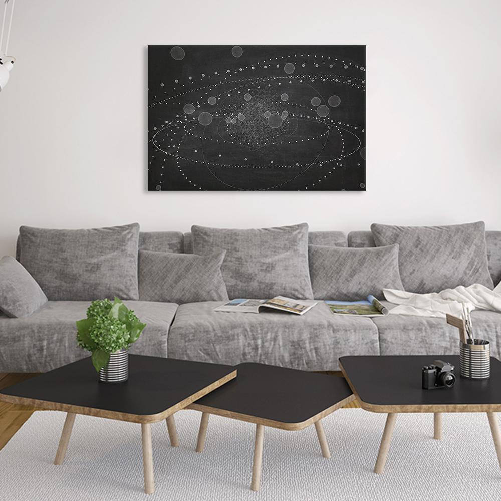 The Chasing Space Series: Core III (Dark)   Marco Bagni
