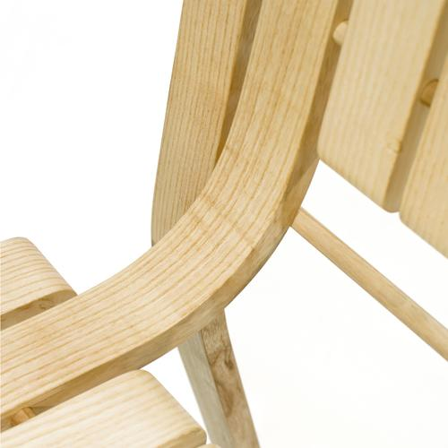 Unit Chair | Natural American Ash | Tom Will Make