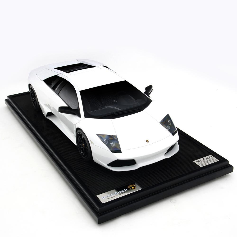 Lamborghini   Murcielago LP640 2006   Amalgam   1:8 Scale