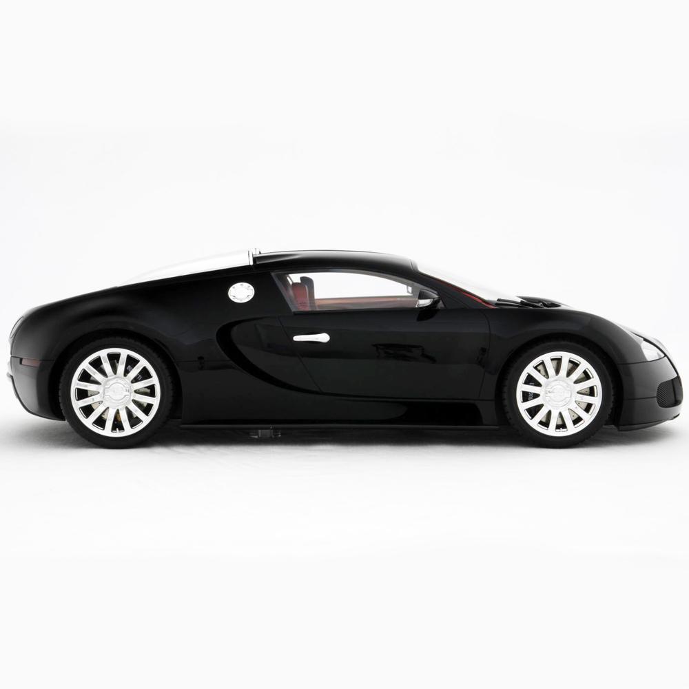 bugatti veyron 2005 amalgam 1 8 scale model car. Black Bedroom Furniture Sets. Home Design Ideas
