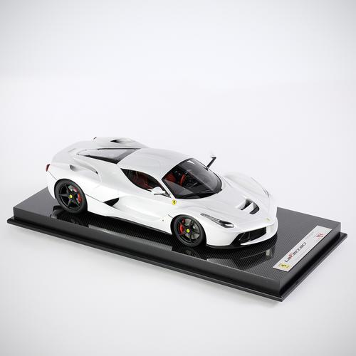 Ferrari | LaFerrari | 1:12 scale | White
