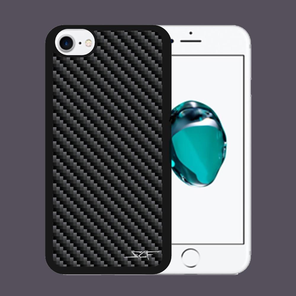 Carbon Fiber iPhone 7 Case | Black | Simply Carbon Fiber