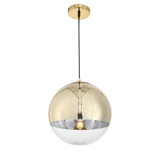 Alida Gold Pendant Light | NYE Koncept Modern Lighting