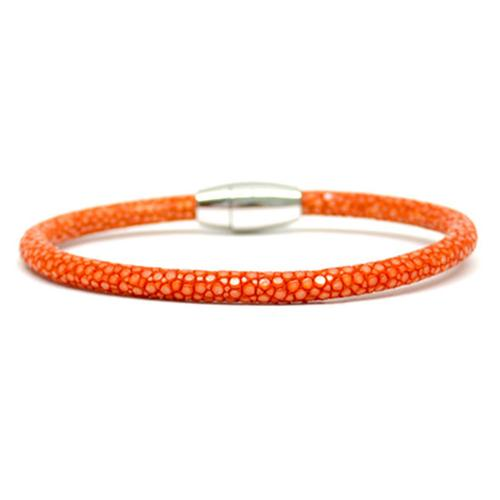 Bracelet | Single Stingray | Orange