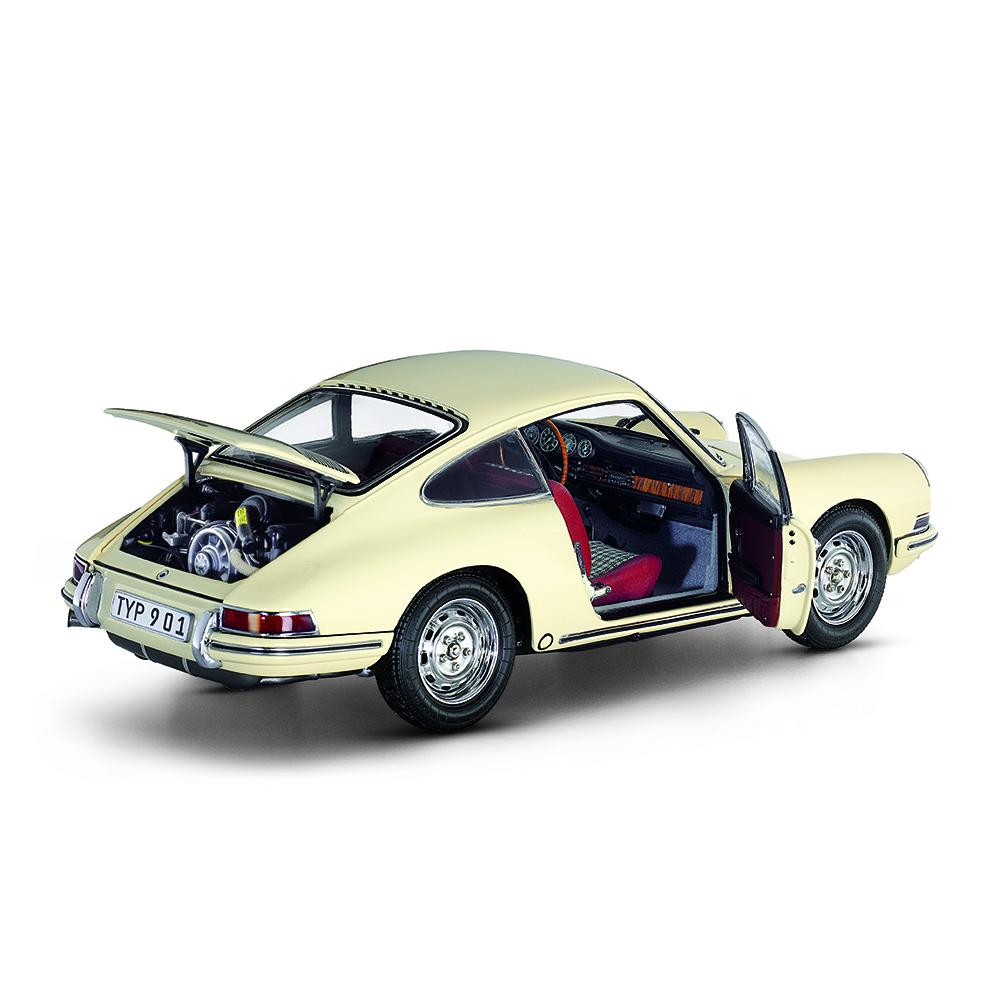 Porsche 901 | 1964 | Champagne Yellow | Classic Model Cars