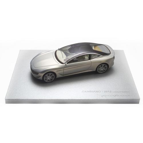 CAMBIANO - 2012 - 1:43 MODEL