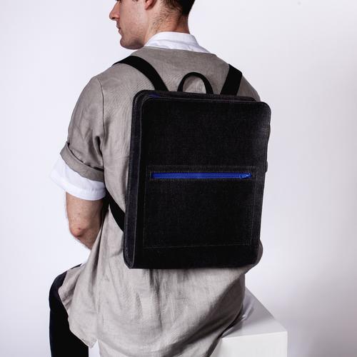 Evan Backpack Bag | Functional, Minimal, Modern | MRKT Bags