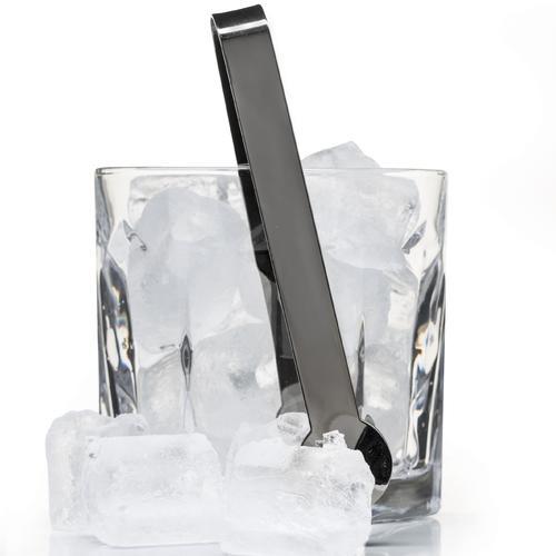 Ice Bucket & Tongs Set