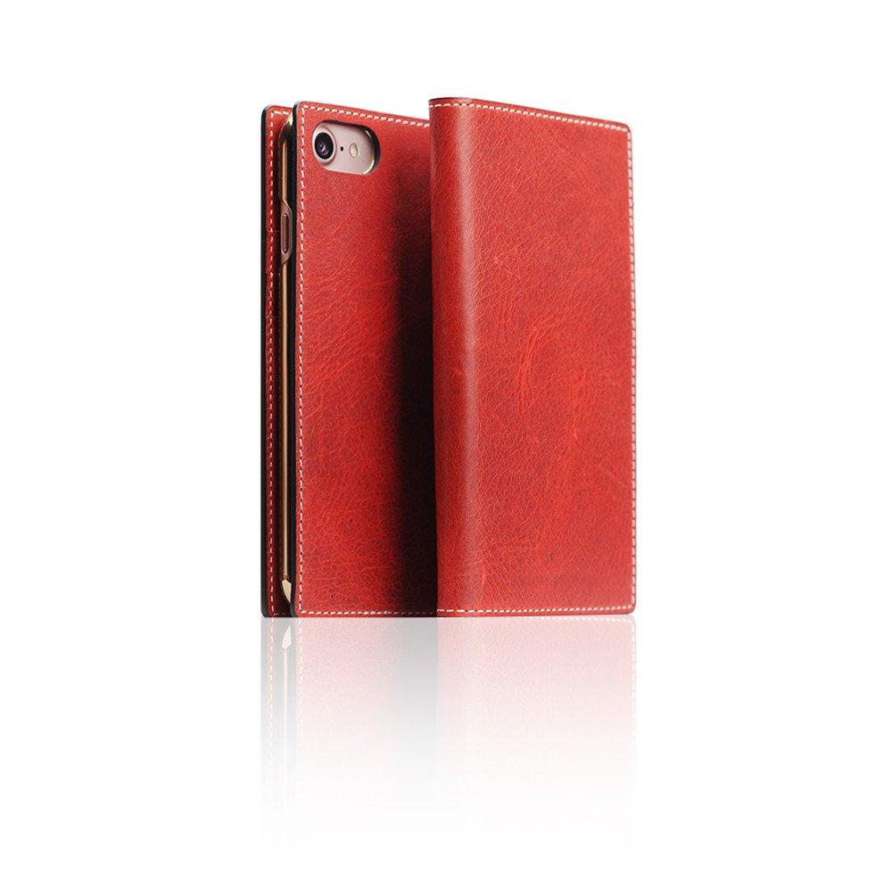 D7 Italian Wax Leather Case For IPhone 7